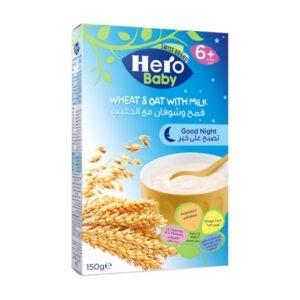 Hero baby wheat and Oat
