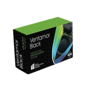 Ventamor black soap 100gm