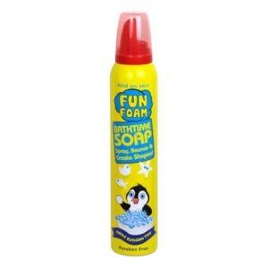 Fun Foam Bathtime Soap 225ml