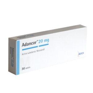 Adancor 20 mg 30 tab