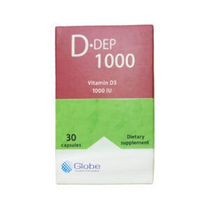 D.DEP 1000 IU 30 cap